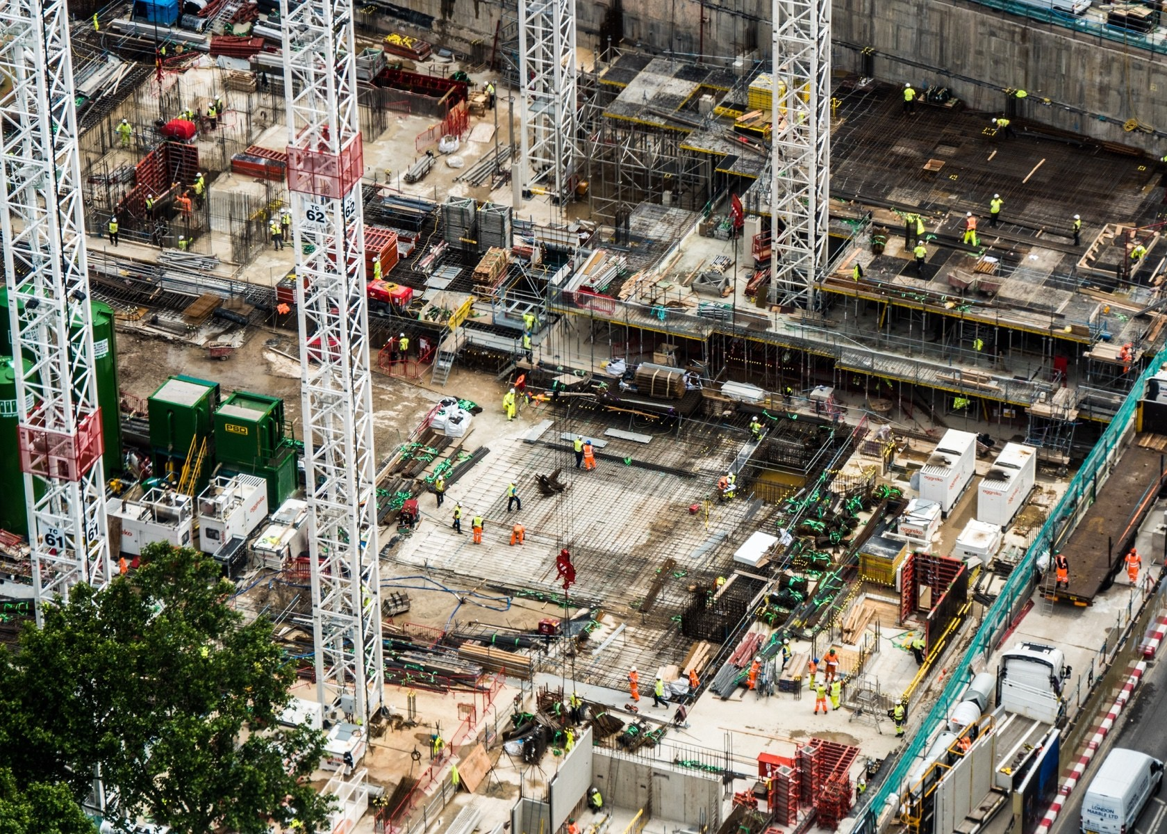 COVID-19 Implications on UK Construction