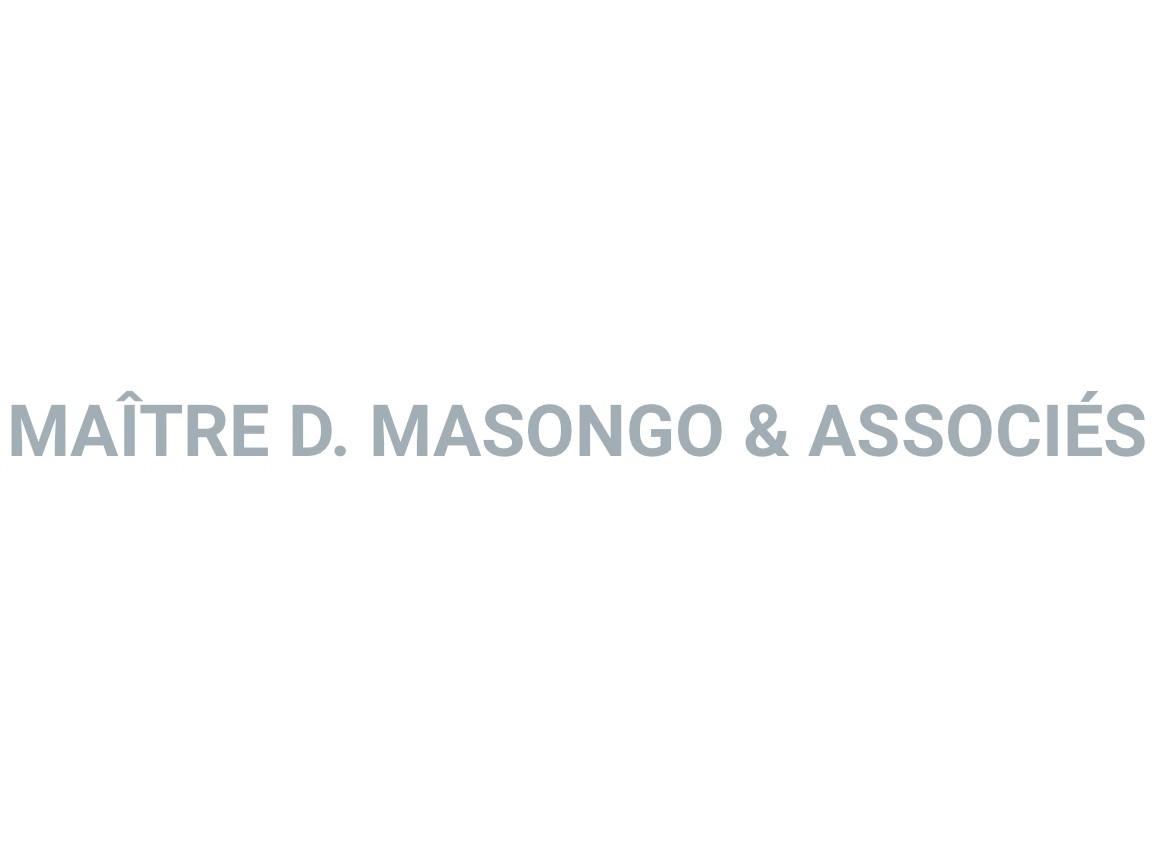 MAÎTRE D. MASONGO & ASSOCIÉS logo