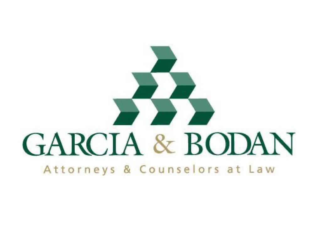 García & Bodán logo