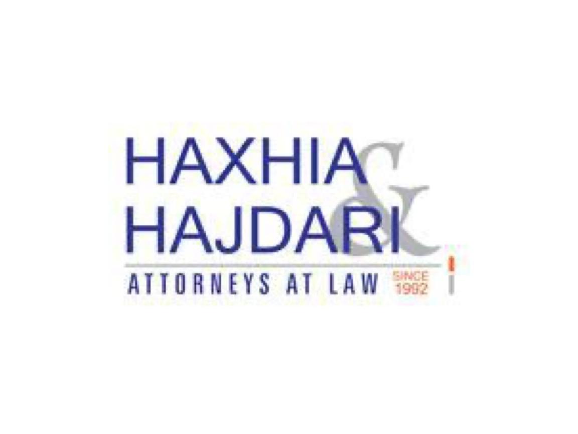 Haxhia & Hajdari logo