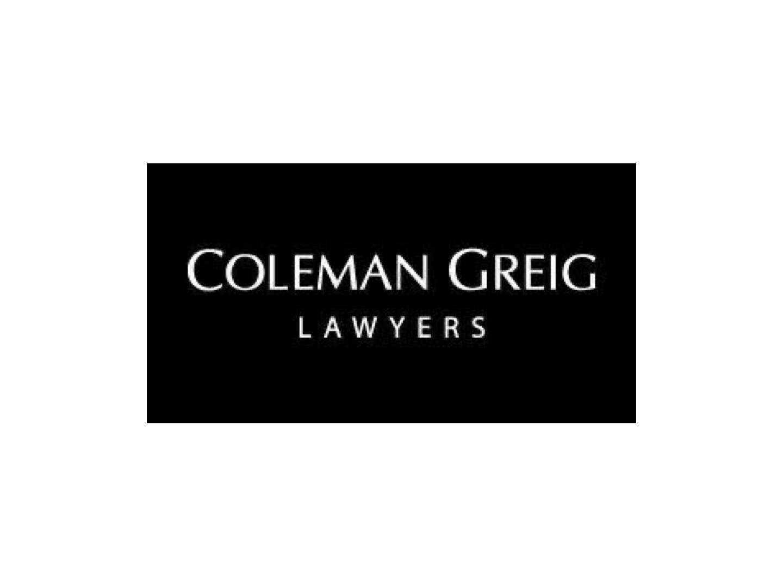 Coleman Greig logo