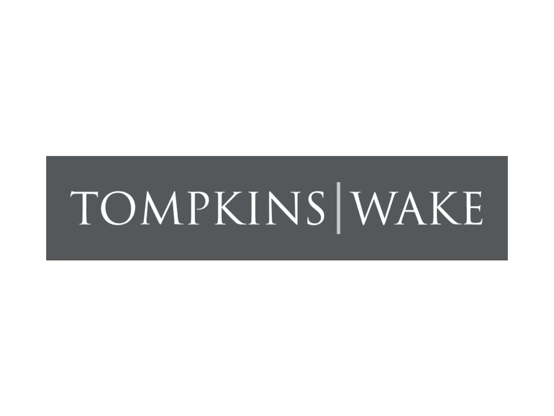 Tompkins Wake logo